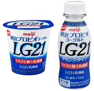 R-1とLG21の比較