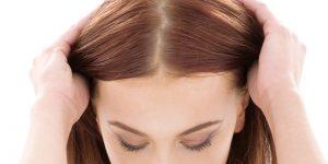 頭皮のトラブル