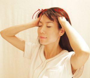 頭皮オイルマッサージの方法2