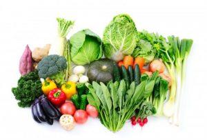妊婦の体にいい食べ物は緑黄色野菜