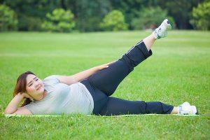 女のいびきを治す方法はダイエット