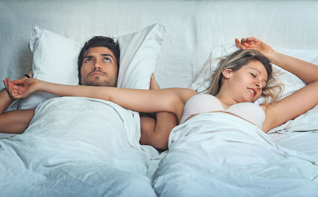 snore cure how to woman sleep