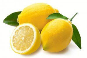 むくみとり食材レモン