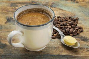 1週間の夕食抜きダイエットのバターコーヒー