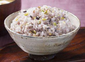 sixteen grain rice effect