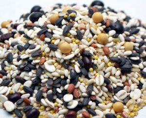 十六穀米の種類と効果